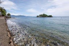 Seascape of Anilao, Philippines Royalty Free Stock Photo