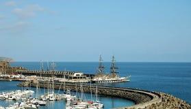 Seascape av Angra gör Heroismo fotografering för bildbyråer