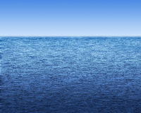 Seascape background Stock Photos
