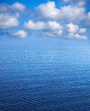 Seascape Background Royalty Free Stock Images