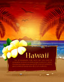 Seascape background Stock Photo