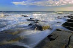 Seascape, Balito, Νότια Αφρική Στοκ φωτογραφία με δικαίωμα ελεύθερης χρήσης
