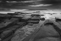 Seascape, Balito, Νότια Αφρική Στοκ Εικόνα