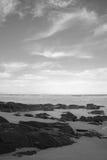 seascape Balito, zulu Natal, Południowa Afryka Fotografia Stock
