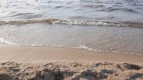 Seascape, Baltic Sea stock video footage