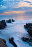 Seascape bonito Imagens de Stock