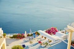 Seascape bonito imagem de stock royalty free
