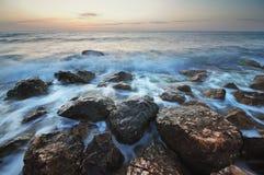 Seascape bonito Fotos de Stock Royalty Free