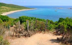 Seascape Corsica Stock Images