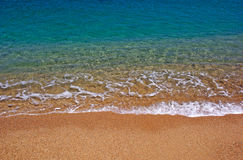 Seascape. Costa Brava, Spain. Stock Images