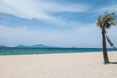 Seascape, Da Nang,Vietnam. Stock Photo