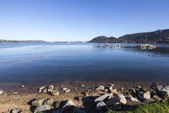 Seascape de Córsega Foto de Stock Royalty Free