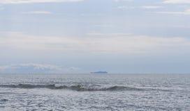 Seascape de Toscânia Imagens de Stock