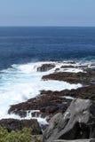 Seascape dos consoles de Galápagos Imagem de Stock Royalty Free