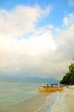 Seascape, Gil powietrze, Indonezja obrazy royalty free