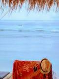 Seascape, Gil powietrze, Indonezja obraz royalty free