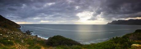 Seascape, Hermanus,South Africa Stock Photo