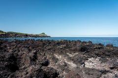 Seascape i terceria fotografering för bildbyråer