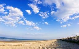 Seascape impressionante Fotografia de Stock
