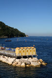 Seascape of Italy Royalty Free Stock Image