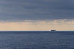 Seascape of Jeju Island Stock Photo