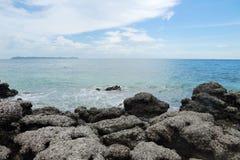 Seascape of koh larn thailand Stock Photos
