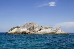Seascape με το μικρό νησί, Koh Lipe, Ταϊλάνδη Στοκ φωτογραφία με δικαίωμα ελεύθερης χρήσης