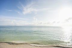 Seascape on Koh Pha Ngan, Thailand Stock Photography