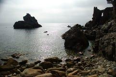 Seascape in Lloret de Mar (Girona) 11 Royalty Free Stock Photography