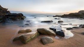 Seascape Longexposure стоковые изображения rf