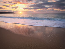 Seascape nature composition. Royalty Free Stock Photo
