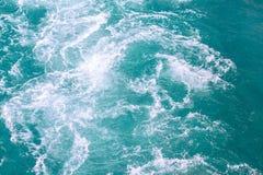 seascape Naturhavsbakgrund Royaltyfri Bild