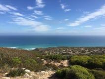 Seascape Nullarbor Стоковое Изображение