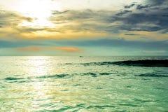Seascape in Phuket Royalty Free Stock Photos