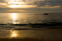 Seascape in Phuket Stock Images