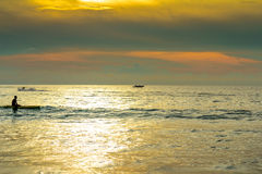 Seascape in Phuket Royalty Free Stock Images