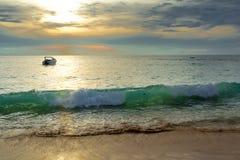 Seascape in Phuket Stock Photos