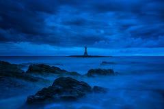 Seascape Razanj Хорватии Стоковое фото RF