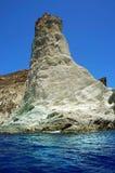 Seascape  of Santorini Royalty Free Stock Image
