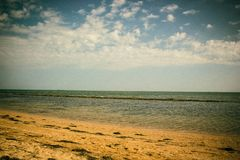 Seascape. Royalty Free Stock Images