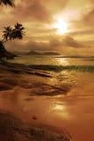 seascape Seszele Zdjęcie Royalty Free