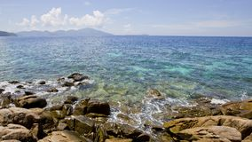 Seascape with small island, Koh Lipe, Thailand Royalty Free Stock Image