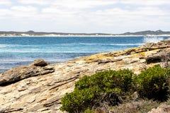 Seascape, South Australia, Kangaroo Island royalty free stock images