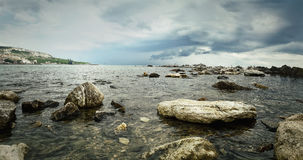 Seascape 1 Royalty Free Stock Photography
