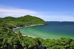 seascape thailand Royaltyfria Bilder