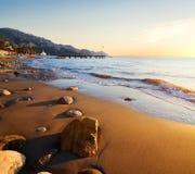 Seascape in Turkey Stock Photos