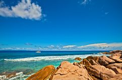 Seascape view Royalty Free Stock Images