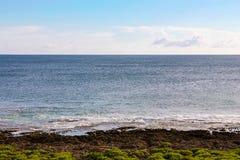 Seascape w Kenting Tajwan zdjęcie royalty free