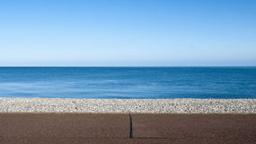 Seascape w Llandudno Walia UK Fotografia Stock