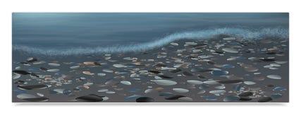 Seascape, wakacje i podróż, Obraz Royalty Free